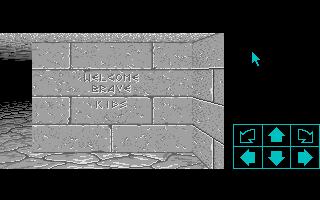 Screenshot of Dungeon Master - Kids Dungeon