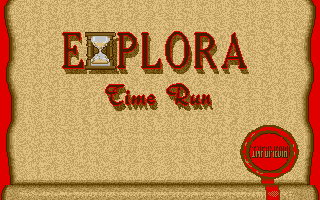 Screenshot of Explora - Time Run
