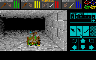 Thumbnail of other screenshot of Dungeon Master - The Tomb of King Hissssa