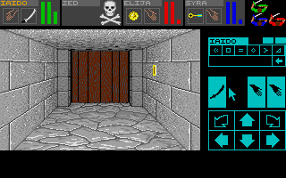 Screenshot of Dungeon Master 2 - Legend of Skulkeep