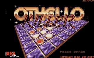 Screenshot of Othello Killer