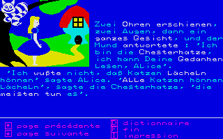 Screenshot of Balade Outre Rhin
