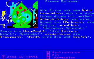 Screenshot of Balade Outre Rhin