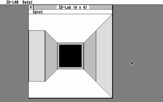 Screenshot of 3D-Lab