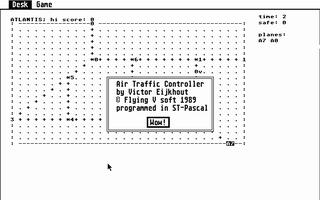 Screenshot of Air Traffic Controller