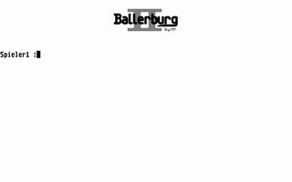 Thumbnail of other screenshot of Ballerburg II