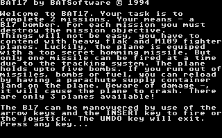 Thumbnail of other screenshot of Bat17