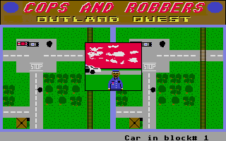 Screenshot of Cops And Robbers