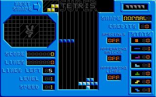 Thumbnail of other screenshot of Super Tetris
