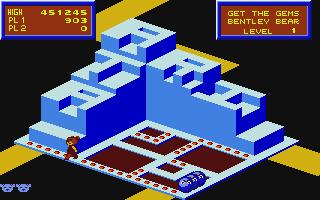 Screenshot of Crystal Castles