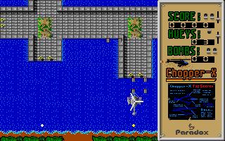 Screenshot of Chopper X