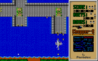 Thumbnail of other screenshot of Chopper X