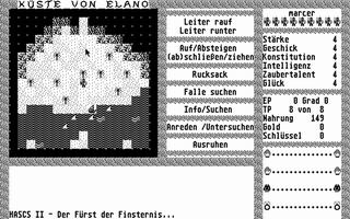 Thumbnail of other screenshot of Hascs II Professional - Der Furst Der Finsternis