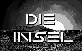 Thumbnail of other screenshot of Insel, Die