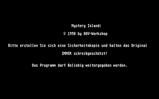 Thumbnail of other screenshot of Mystery Island