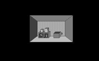 Screenshot of Mystery Island