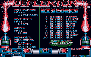 Thumbnail of other screenshot of Deflektor