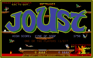 Thumbnail of other screenshot of Joust