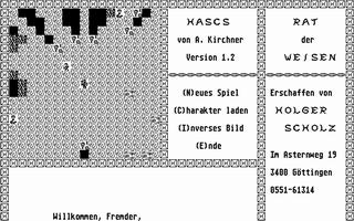 Thumbnail of other screenshot of Hascs - Rat der Weisen