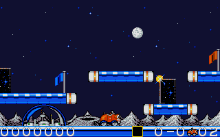 Screenshot of Car-Vup