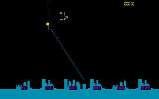 Screenshot of Missile