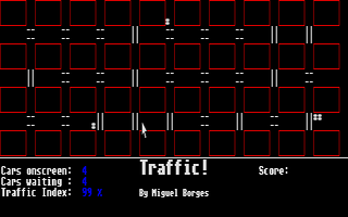 Thumbnail of other screenshot of Traffic!