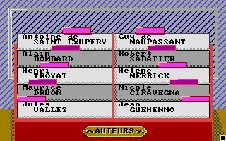 Thumbnail of other screenshot of Bases de l'Orthographe,  Les - La Dictee CE1-CE2