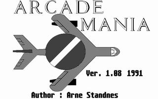 Screenshot of Arcade Mania