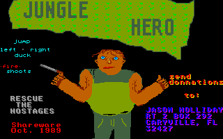 Thumbnail of other screenshot of Jungle Hero