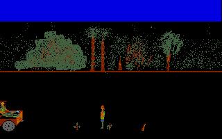 Screenshot of Jungle Hero