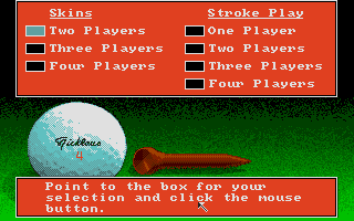 Screenshot of Jack Nicklaus - The Great Courses Of U.S. Open