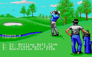 Thumbnail of other screenshot of Jack Nicklaus - The International Course Disk