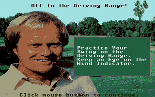 Thumbnail of other screenshot of Jack Nicklaus - The Major Championship Courses of 1989
