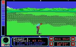 Thumbnail of other screenshot of Jack Nicklaus - The Major Championship Courses Of 1991