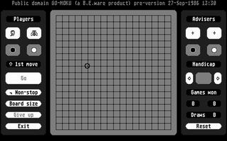Thumbnail of other screenshot of Go-Moku