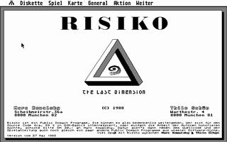Thumbnail of other screenshot of Risiko