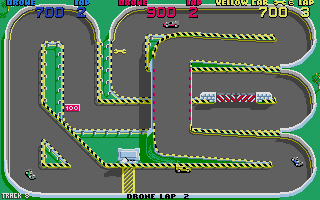 Thumbnail of other screenshot of Super Sprint