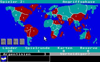 Screenshot of Machtkampf