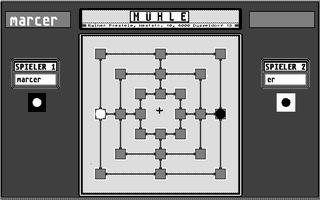 Screenshot of Mühle