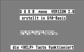 Thumbnail of other screenshot of DGDB mono