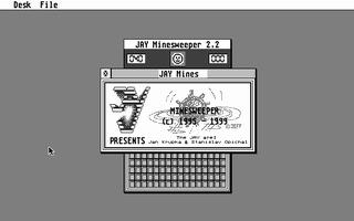 Screenshot of Jay Minesweeper