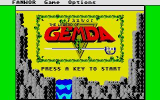 Thumbnail of other screenshot of Fanwor - The Legend of Gemda
