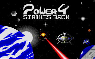 Thumbnail of other screenshot of Power 4 Strikes Back