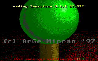 Thumbnail of other screenshot of Sensitive