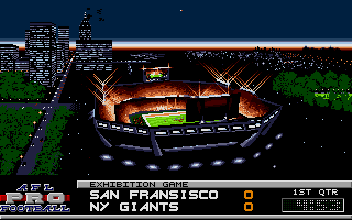 Thumbnail of other screenshot of A.F.L. Pro Football