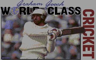 Thumbnail of other screenshot of Graham Gooch World Class Cricket