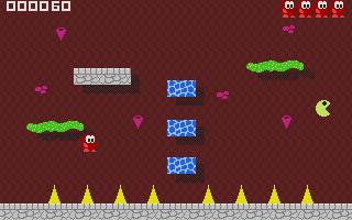 Screenshot of Space Blob