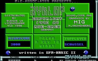 Screenshot of Zyklop
