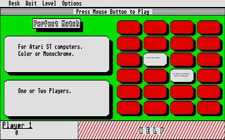 Screenshot of Perfect Match