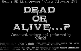 Thumbnail of other screenshot of Dead or Alive